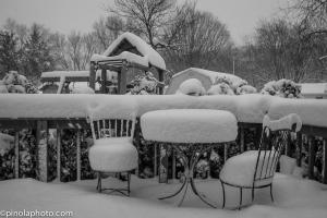 deck big snow