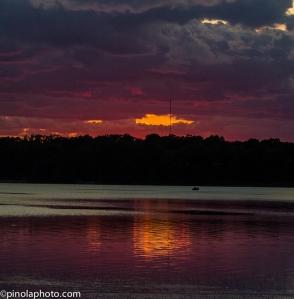 lp sunset