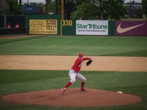 ohio state pitcher