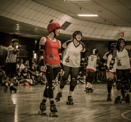 sacred city roller derby
