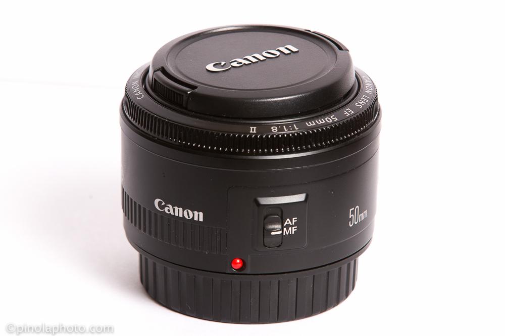 Canon 50mm f-1.8